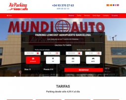 AirParking Mundiauto