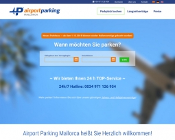 Airport Parking Mallorca
